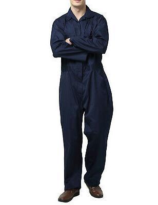 TopTie Men's Regular Sleeve Zip Basic Wear