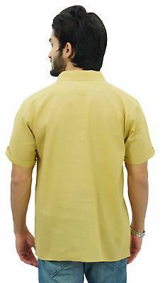 Atasi Cotton Collar Indian Casual Clothing