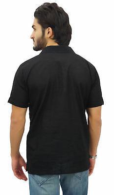 Atasi Short Black Cotton Indian Casual Clothing