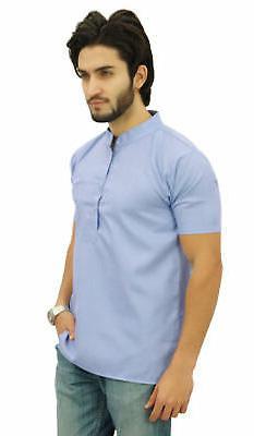 Atasi Cotton Collar Shirt Ethnic Clothing