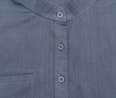 Atasi Cotton Mandarin Collar Ethnic