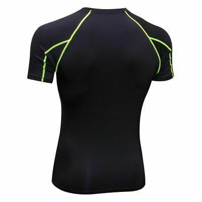 Men's Shirt Clothes Tights