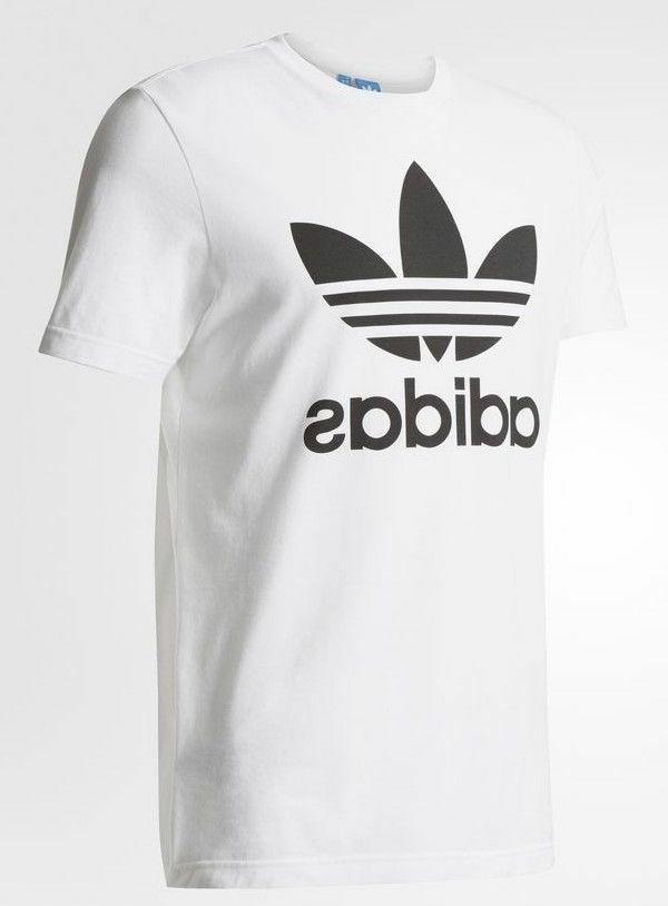 Adidas Men's Short-Sleeve Trefoil Logo Graphic T-Shirt