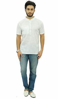 Atasi Men's Short Cotton Ethnic