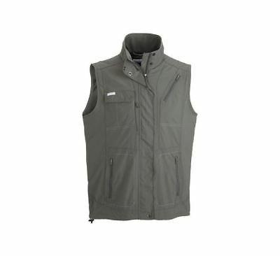 men s silver ridge vest
