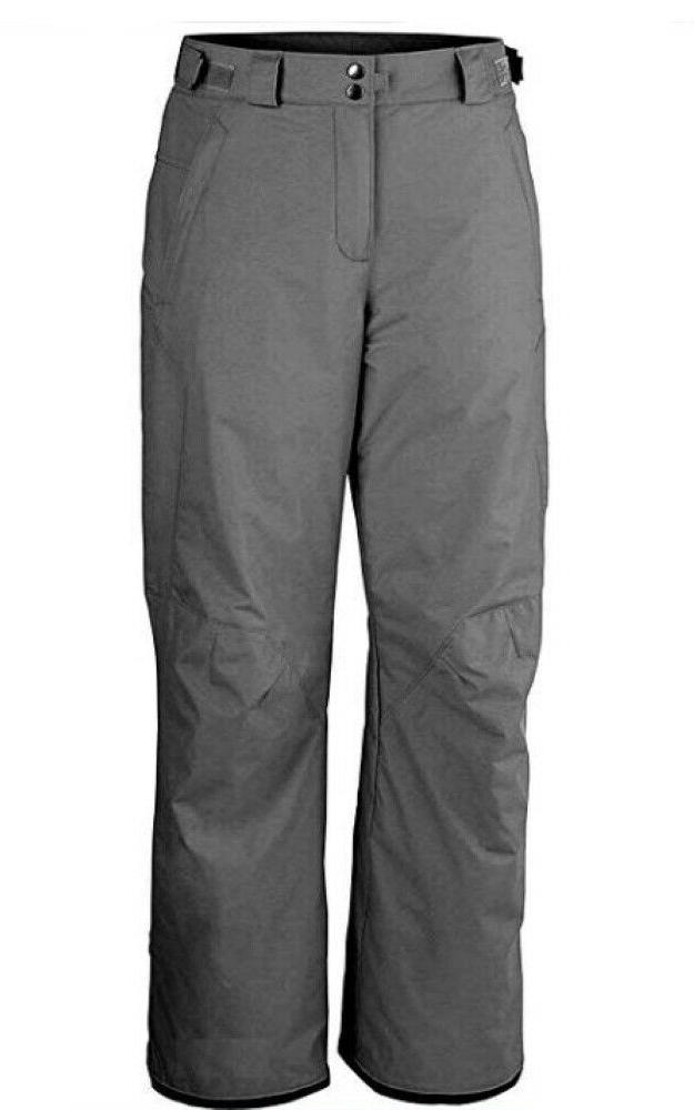 Columbia Men's Pants Arctic NWT Insulated Heat Grey