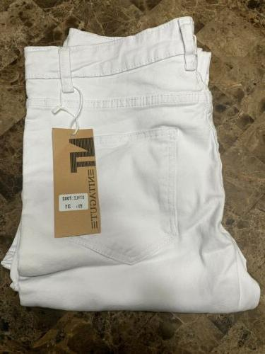 Nitagut Men'S Fit Leg Fashion Jeans