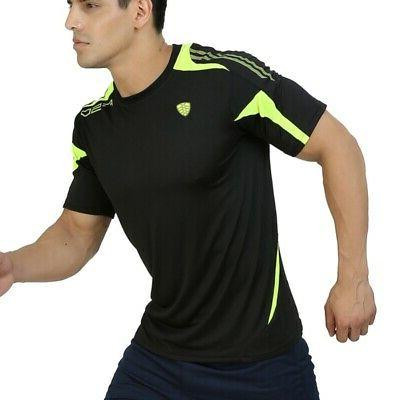 Men's T-shirt Compression Quick Dry Fitness Clothing