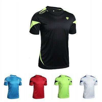 men s sports t shirt compression quick