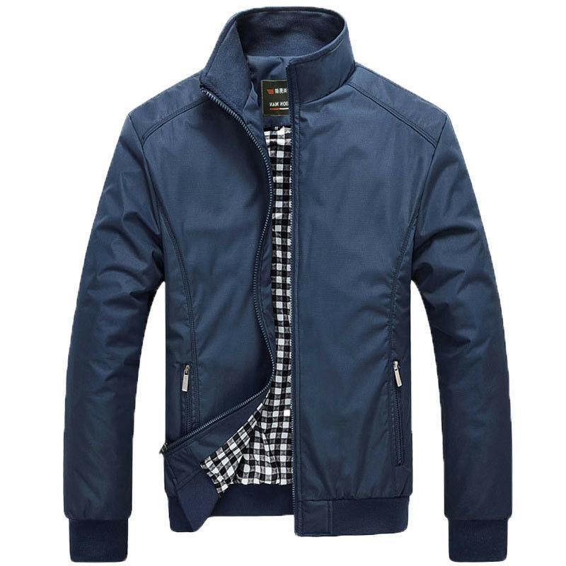 Men's Jacket Coat Wear Autumn