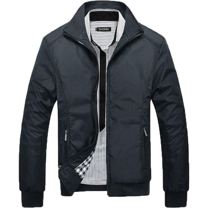 Wear Autumn Clothing Collar Outerwear