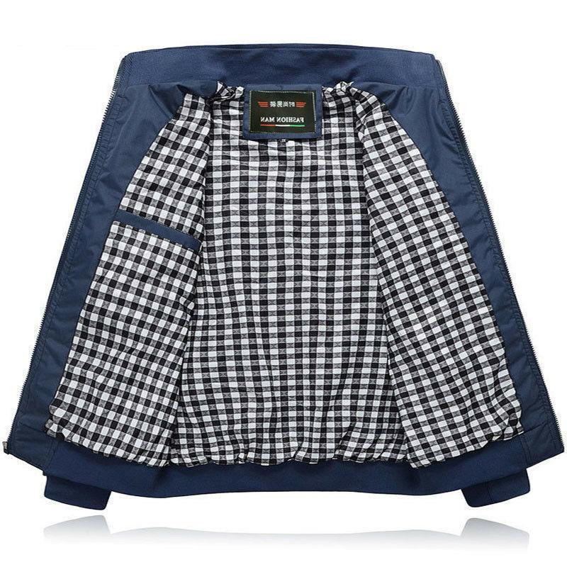 Men's Spring Collar Outerwear