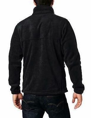 Columbia Men's Steens Full Zip Fleece