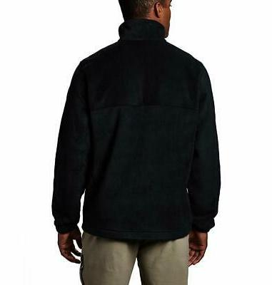 Columbia Men's Full Zip Soft Fleece Jacket
