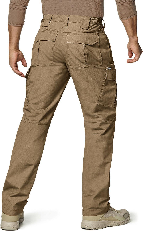 Water Repellent Cargo Pants