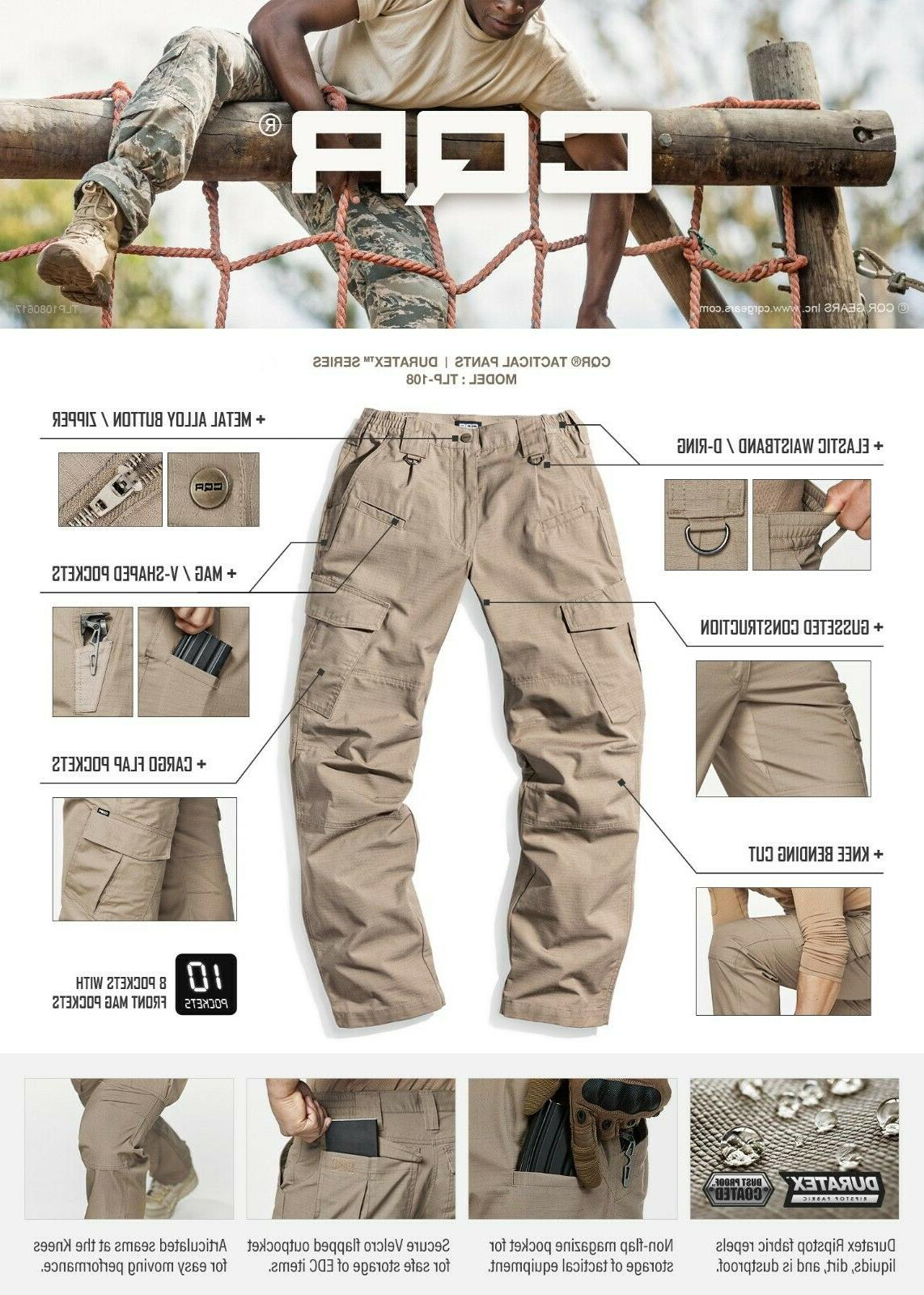 CQR Tactical Water Pants