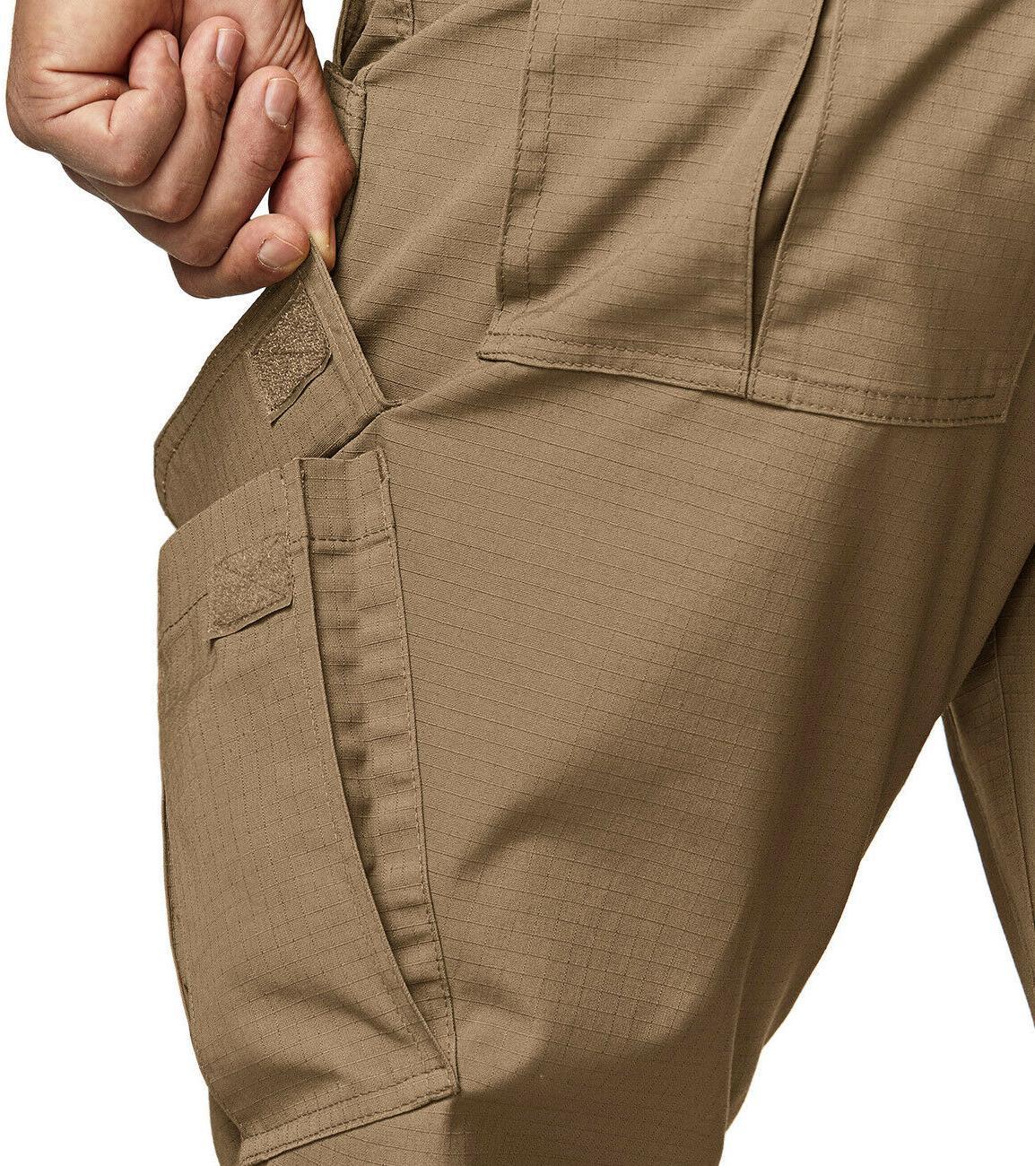 CQR Water Ripstop Cargo Pants