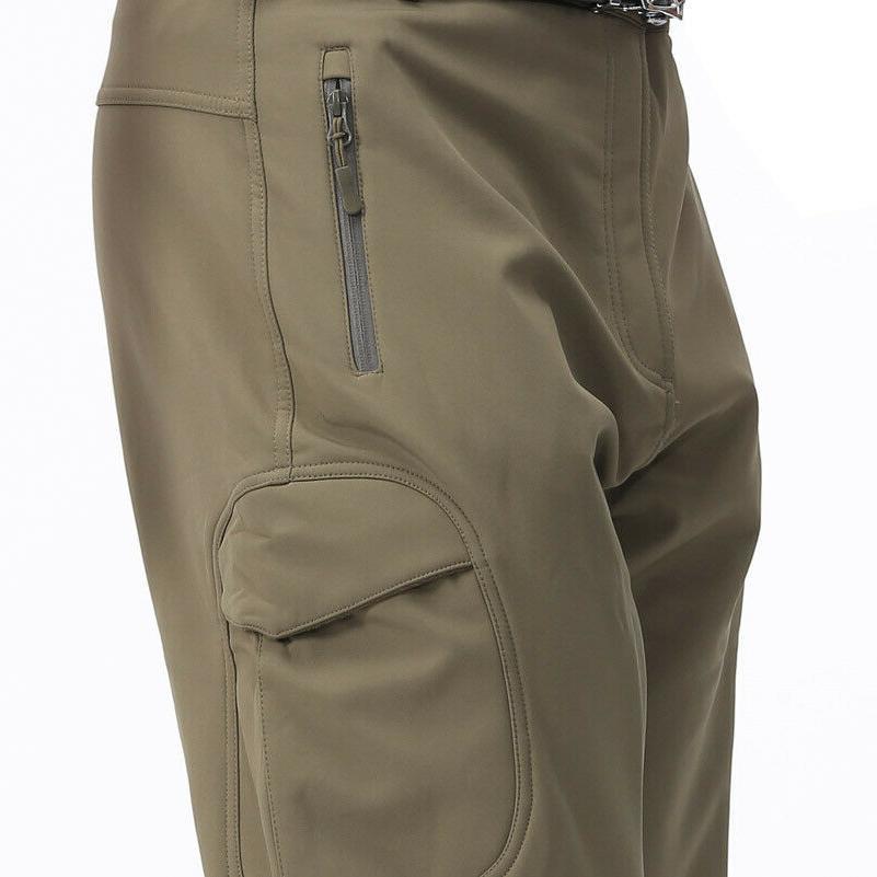 TACVASEN Men's Tactical Soft Shell Army Pants