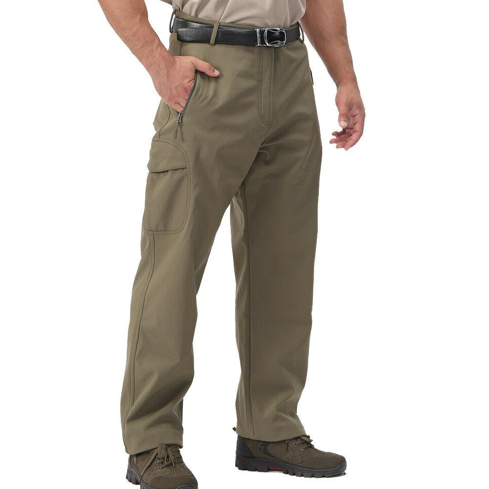 TACVASEN Shell Army Pants Trousers