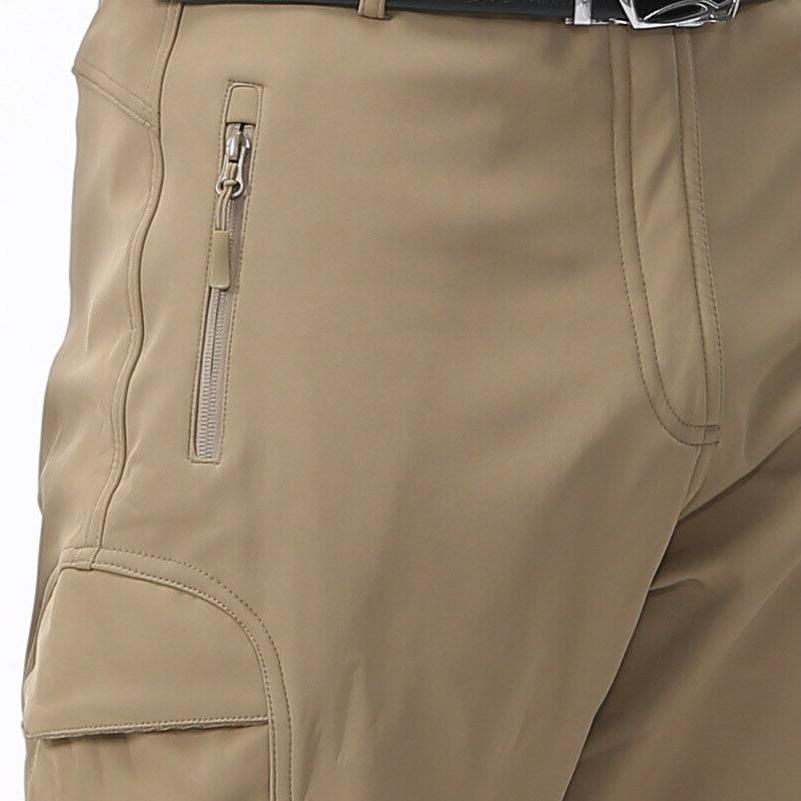 Shell Fleece Army Pants Trousers