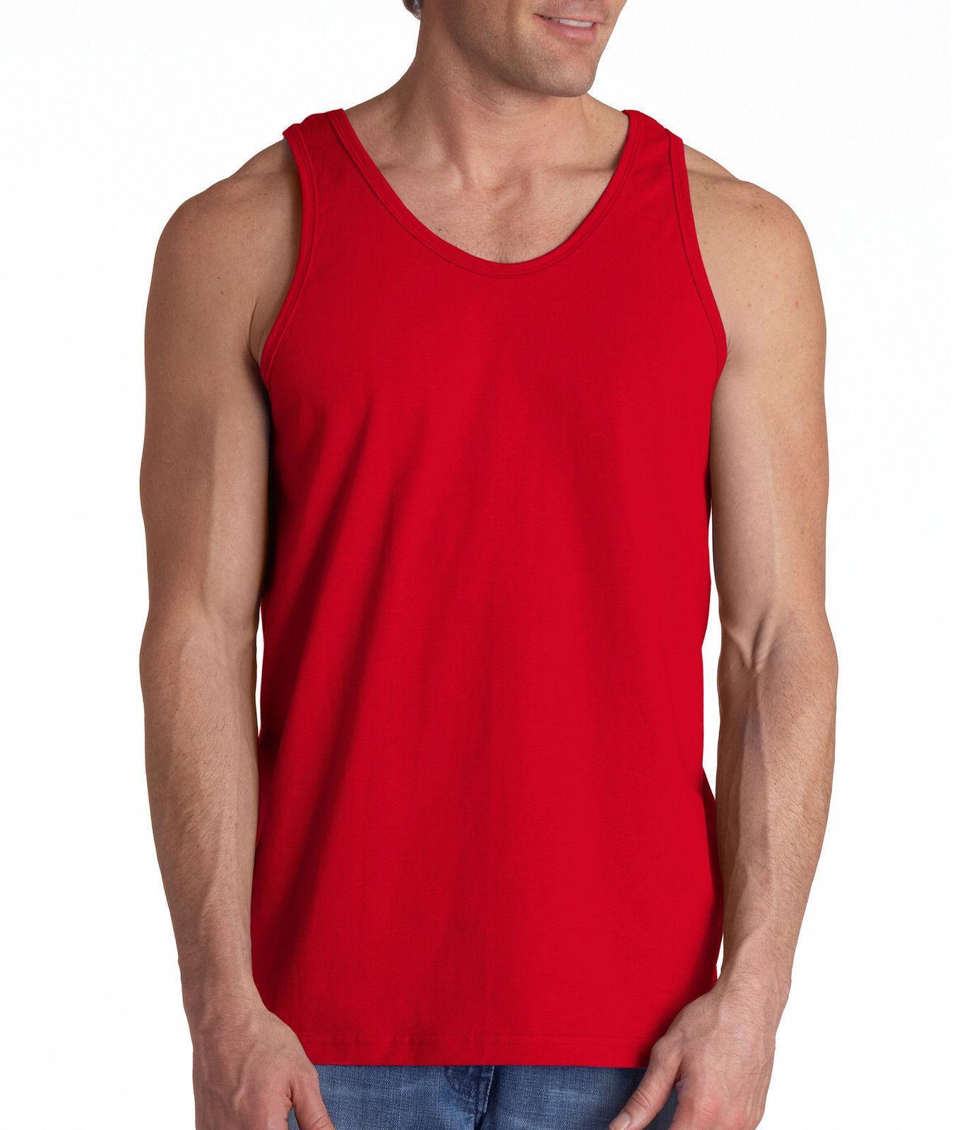 Men's Gym Tee A-Shirt NEW