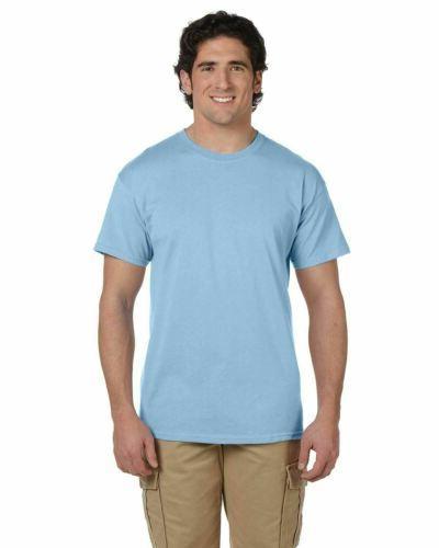 Gildan Men's T-Shirt Short Tee Plain Blank S-5XL