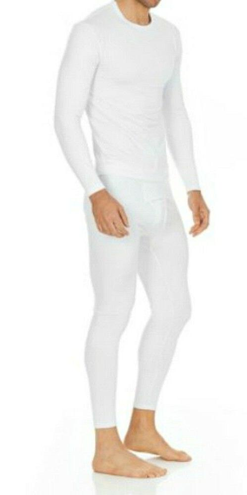 Men's Ultra-Soft Fleece Lined Performance Thermal