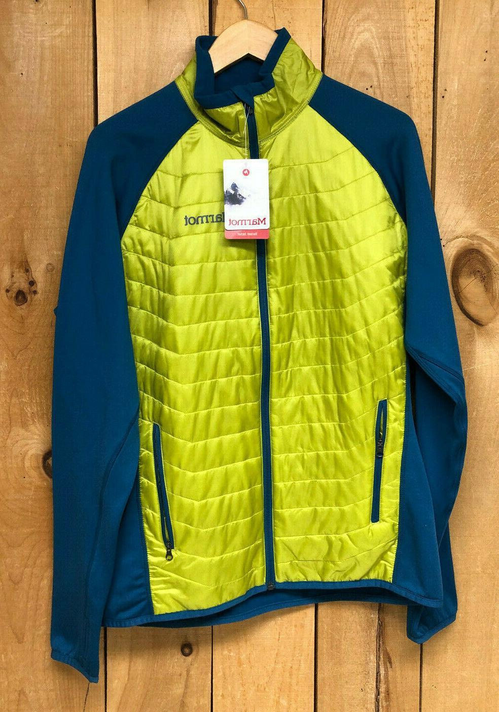 men s variant jacket w polartec powerstrech