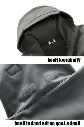 Men's Outdoor Tactical Pocket Jacket Coat