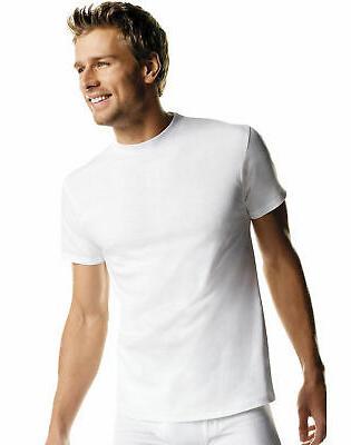 men s white crewneck t shirt 6