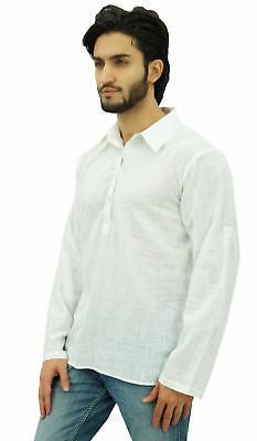 Atasi Kurta Roll-Over Shirt Ethnic