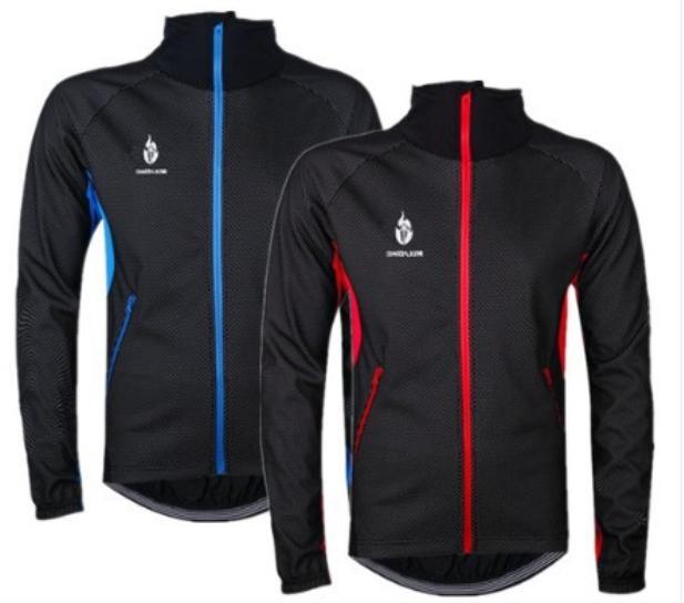 Men's Wind Fleece Coat Thermal Clothes