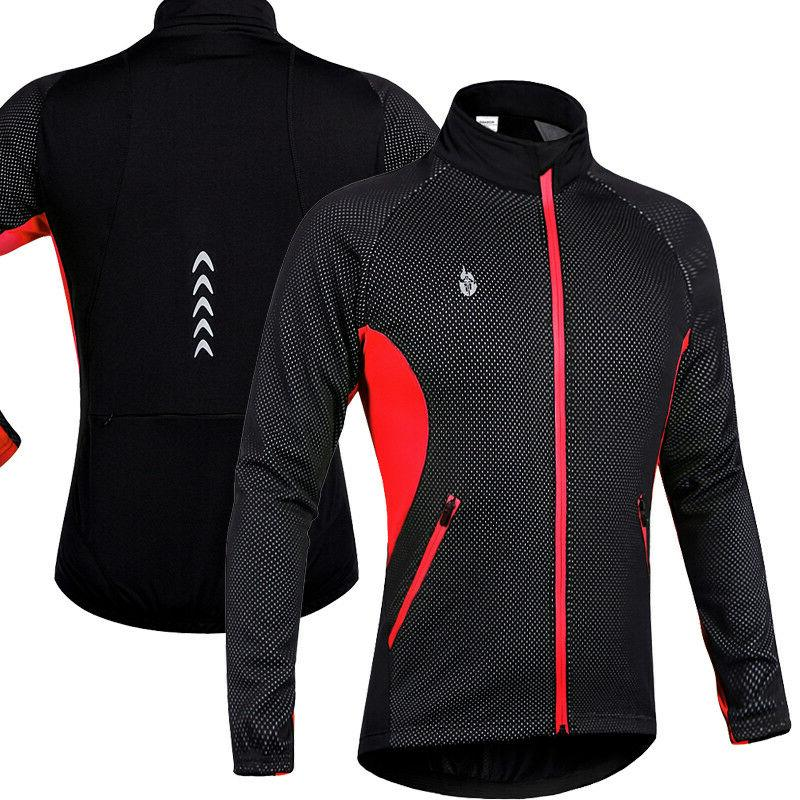 men s wind jackets cycling fleece coat