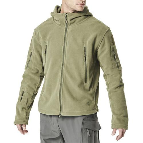 Men's Military Army Jackets Hiking Snowboard