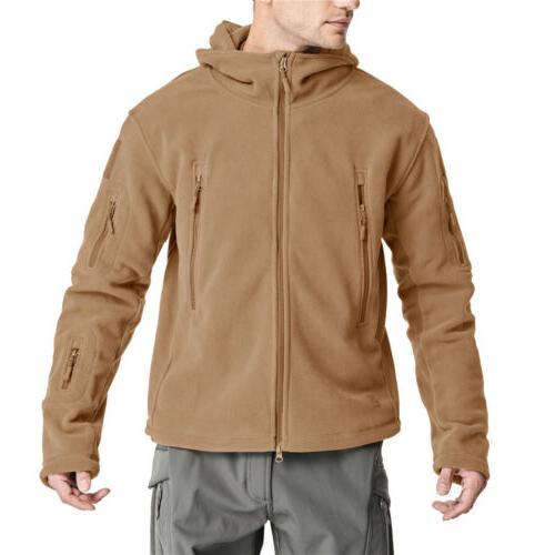 Men's Winter Military Jackets Hiking Snowboard Outwear