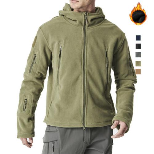 men s winter coats hooded military army