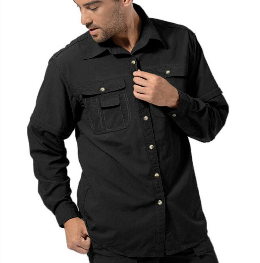 Men's Shirts Hiking Fishing Shirts Shirt Tops