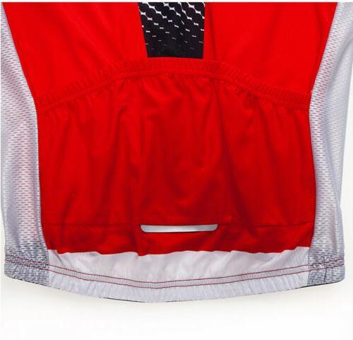 Men Cycling BIB Shorts Set Suit