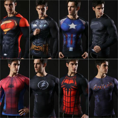 Mens T-Shirt Gym Sports Shirt