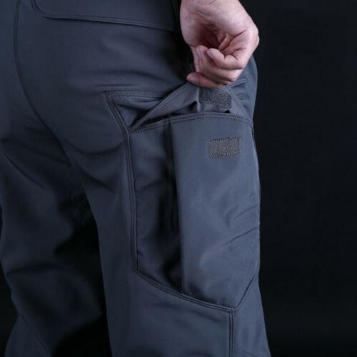 Fleece Soft Hunting Combat Trousers