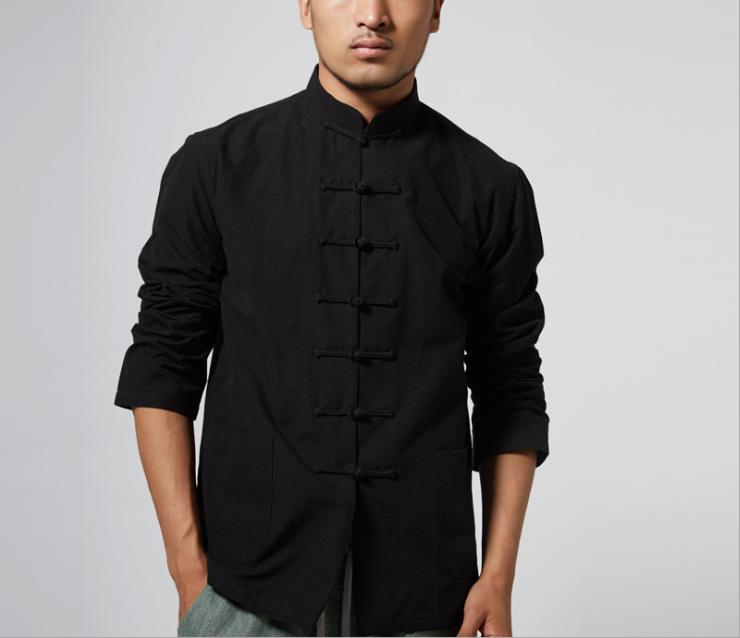 Men Traditional Suit Coat Kung Tai Clothing