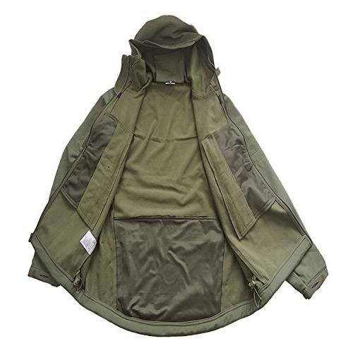 TACVASEN Tactical Hunting Jacket XL