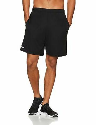 Amazon Essentials Loose-Fit Performance Shorts Large