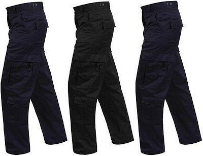 mens 9 pocket tactical police ems apparel