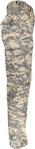 Army Mens Digital Camouflage BDU Cargo L