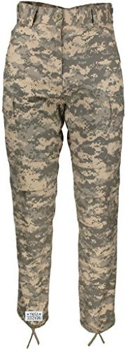 Army Universe Mens ACU Digital Camouflage Military BDU Cargo