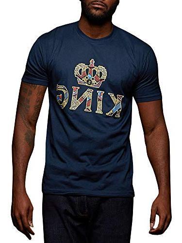 mens african print dashiki t shirt king