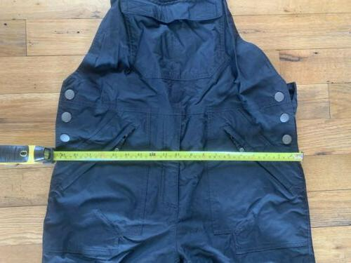 Men's Columbia waterproof bib Sz Small Skiing