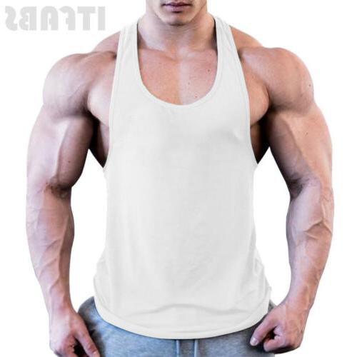 Mens Top Y-Back Sports