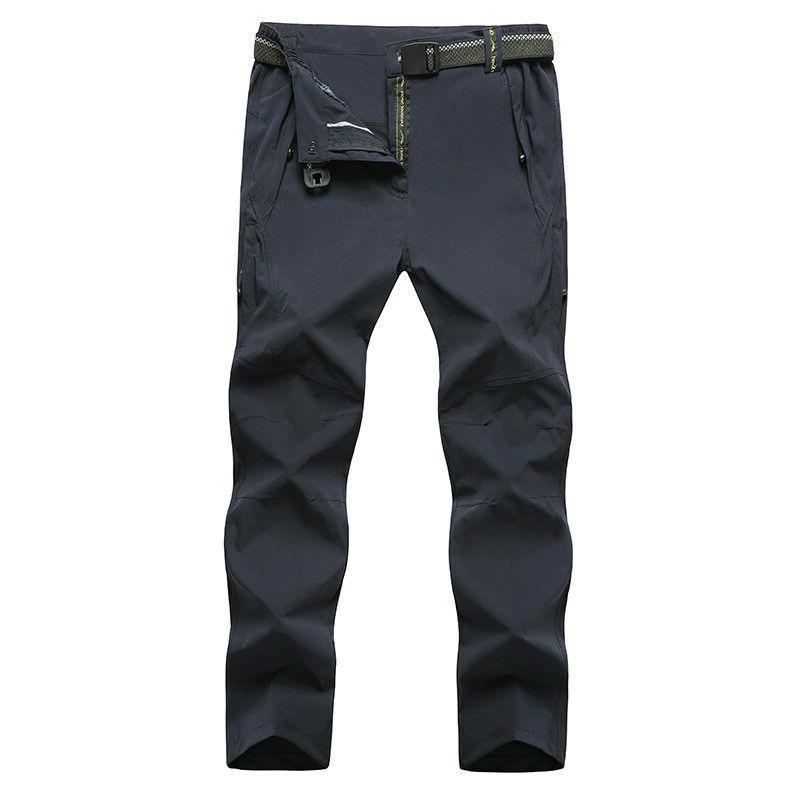 TACVASEN Breathable Dry Anti-Rip Pants Belt Hiking Climb